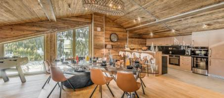 Luxury Chalet Charlie in Tignes, France