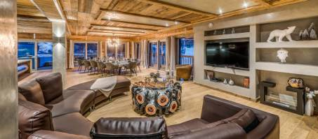 Luxury Chalet Tango in Tignes, France