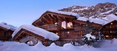 Luxury Chalet Marco Polo in Val d