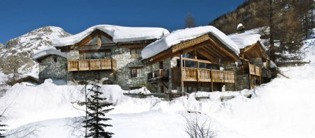 Luxury Chalet Mistral in Val d