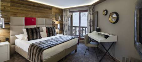 Luxury Hotel Koh-I Nor in Val Thorens, France
