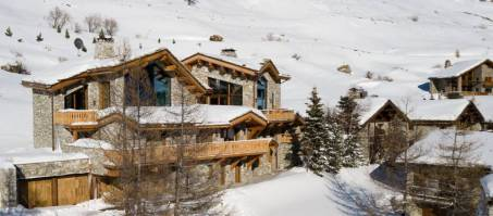 Luxury Chalet Mouton a Bascule in Val d