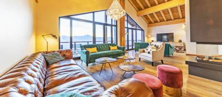 Luxury Chalet Golden Jubilee in Val Thorens, France