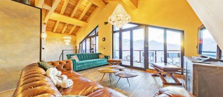 Luxury Chalet Orlov in Val Thorens, France