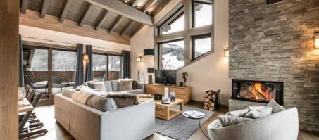 Luxury Chalet Keystone Lodge Residence in Courchevel 1650, France
