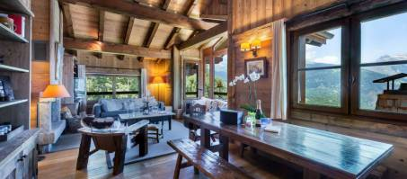 Luxury Chalet Face Nord in Courchevel 1550, France