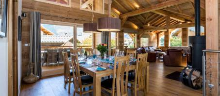 Luxury Chalet Allure in Samoëns, France