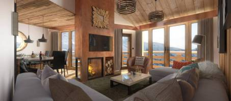 Luxury Chalet Ipaka in Avoriaz, France