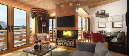 Luxury Chalet Sakami in Avoriaz, France