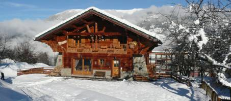 Luxury Chalet Jardin d