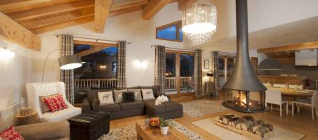 Luxury Chalet La Marquise in Sainte Foy, France