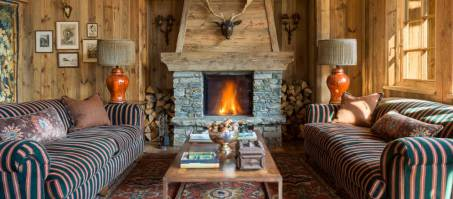 Luxury Chalet Hibou in Sainte Foy, France