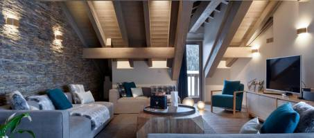 Luxury Chalet Le C Residence in Courchevel 1650, France