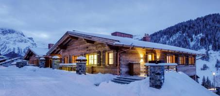 Luxury Chalet Residence at Severins in Lech, Austria