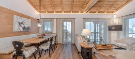 Luxury Chalet The Loft in Selva Gardena, Italy