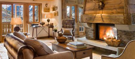 Luxury Chalet Pelerin in Sainte Foy, France