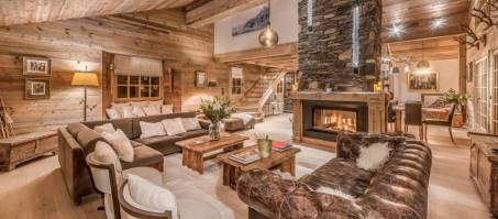 Luxury Chalet Le Namaste in Courchevel 1850, France