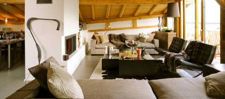 Luxury Chalet Abode in St Martin de Belleville, France