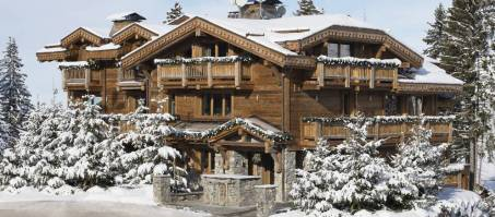 Luxury Chalet Tahoe in Courchevel 1850, France