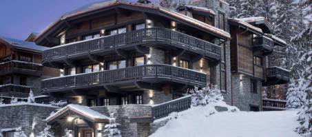 Luxury Chalet Edelweiss in Courchevel 1850, France