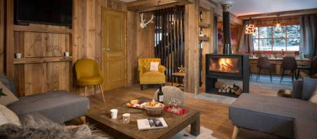 Luxury Chalet Clementine in La Tania, France