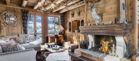Luxury Chalet Alpette in Courchevel 1550, France