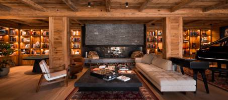Luxury Chalet Arula 1 in Lech, Austria