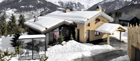Luxury Chalet Le Hameau de Marcandou in Courchevel 1550, France