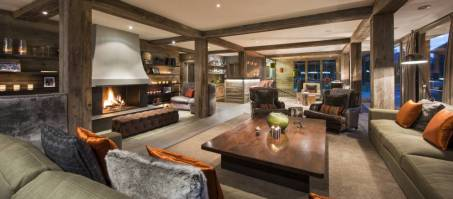 Luxury Chalet The Lodge in Verbier, Switzerland