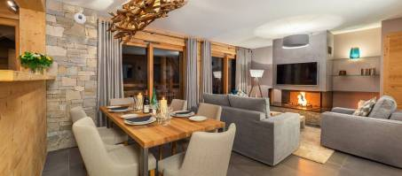 Luxury Chalet Eden East in Alpe d