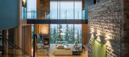 Luxury Chalet Serenity Estate Kadenwood in Whistler, Canada