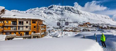 Luxury Hotel Daria-I Nor in Alpe d
