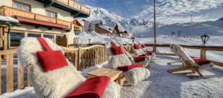 Hotel Arlberg in St Anton, Austria, book with Luxury Chalet