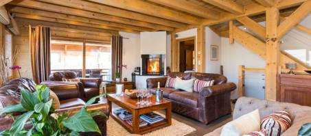 Luxury Chalet Apassion in Samoëns, France