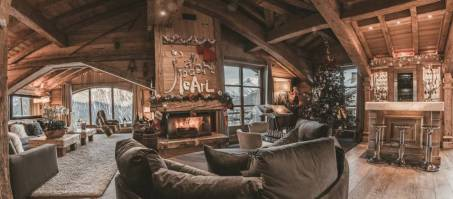 Chalet Pearl in Courchevel 1850, France, book with Luxury Chalet