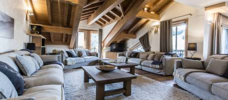 Luxury Chalet Keystone Lodge Penthouse T7 in Courchevel 1650, France