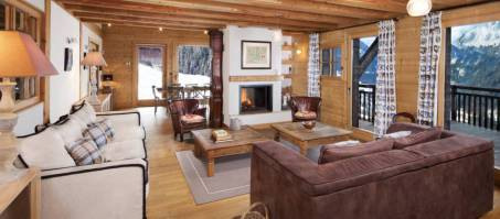 Luxury Chalet Neuf du Tenne in Châtel, France