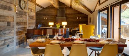 Luxury Chalet 21 @ The View in Châtel, France
