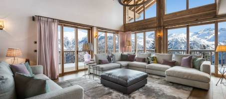 Luxury Chalet Libellule in Courchevel 1650, France