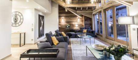Luxury Chalet Keystone Lodge Penthouse T6 in Courchevel 1650, France
