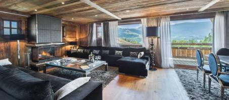 Luxury Chalet Edge in Megève, France