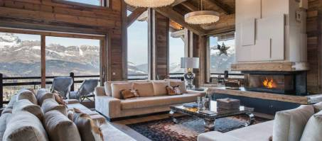 Luxury Chalet Ararat in Megève, France