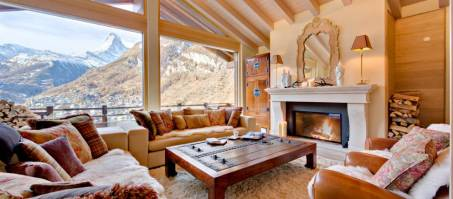 Luxury Chalet Grace in Zermatt, Switzerland