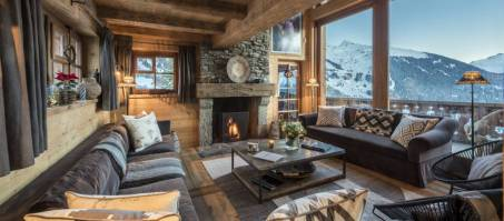 Luxury Chalet Nyumba in Verbier, Switzerland