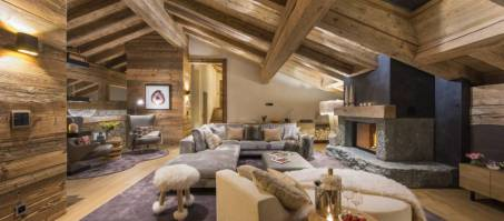 Luxury Chalet Agate Residence in Verbier, Switzerland