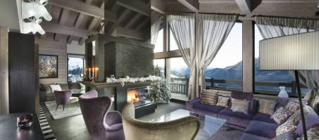 Luxury Chalet Dolce Vita in Courchevel 1650, France