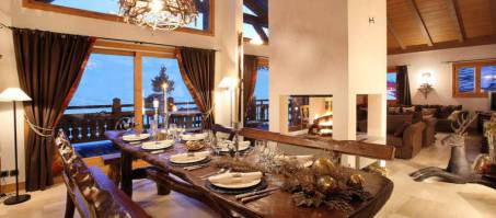 Luxury Chalet Chamois in Courchevel 1650, France