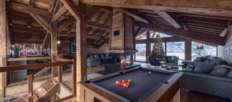 Luxury Chalet Lodge Des Nants in Morzine, France