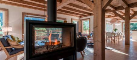 Luxury Chalet L'Ours in Morzine, France