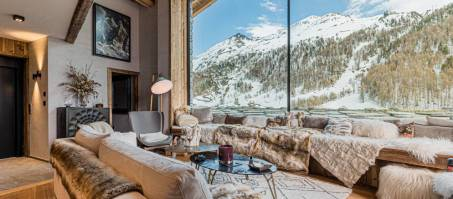 Luxury Chalet Orca in Val d